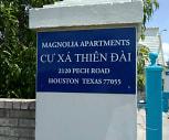 Magnolia Apartments, Landrum Middle School, Houston, TX