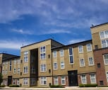 Prudden Place Apartments, Willow School, Lansing, MI