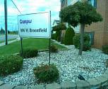 Campus Habitat Central, Mount Pleasant, MI