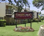 Chandelaque, D D Kirkland Elementary, Oklahoma City, OK