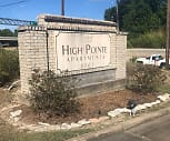 High Pointe Plaza Apartments, Hudson, TX