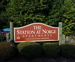 The Station at Norge, Stonehouse Elementary School, Williamsburg, VA