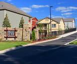 Building, Retreat at Starkville