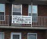 Oakhurst Apartments, Knight Middle School, Louisville, KY