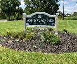 Ashton Square, West Franklin Elementary School, Columbus, OH