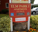Elm Park Apartments, Forest Grove Community School, Forest Grove, OR