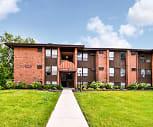 Schrock Park, Mount Carmel St. Ann's Hospital, Westerville, OH