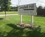 Campbell Hill Apartments, 43402, OH