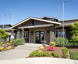 Port Landing at Fife, Columbia Junior High School, Tacoma, WA