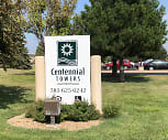 Centennial Towers, Russell, KS