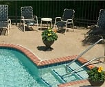 Patio / Deck, Brookhollow Apartments