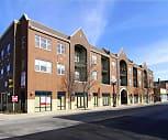 Building, 10225-10241 S. Hale