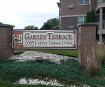 Garden Terrace, Vincent High School, Milwaukee, WI