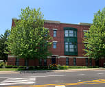 Palatine Station, Plum Grove Junior High School, Rolling Meadows, IL