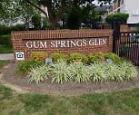 Gum Springs Glen Apartments, Sandburg Middle School, Alexandria, VA