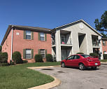 Peachtree Park Apartments, Halls, TN