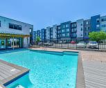 Shockoe Valley View Apartments, Bellevue Elementary School, Richmond, VA
