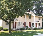 Colonial Manor, Cass Avenue, Evansville, IN