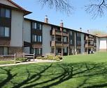 Parkway Apartments, Valerius Elementary School, Urbandale, IA