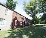 Building, Village Manor Apartments