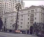 Exterior view, The Wilshire Westwood