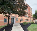 Helen S. Brown Elderly Center, Shaw High School, East Cleveland, OH