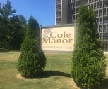 Cole Manor Apartments, Mann Elementary School, Springfield, OH