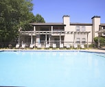 Sundance Apartments, Council Oak Elementary School, Tulsa, OK