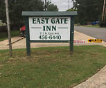 East Gate Inn, Pump Back, OK