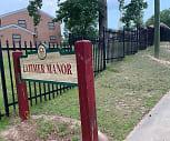Latimer Manor, Heyward Gibbes Middle School, Columbia, SC