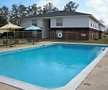 Pool, College Town Apartments