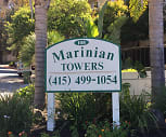 Marinian Towers, Miller Creek Middle School, San Rafael, CA