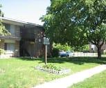 Exterior, Arbor Park Apartments