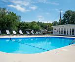 Pool, Centre Ridge Apartments