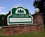 Sagamore Condominiums, Zachary Lane Elementary School, Plymouth, MN