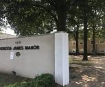 Theressa James Manor, Seventh Street Elementary School, North Little Rock, AR