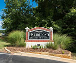 Harris Pond, University City, Charlotte, NC