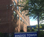 Ridge Tower apartments, Arlington, MA