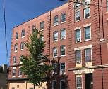 Building, Gordon Ridge Apartments