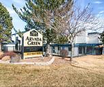 Arvada Green, North Arvada Middle School, Arvada, CO