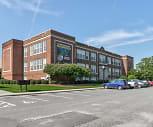 School at Spring Garden, West Gate City Boulevard, Greensboro, NC
