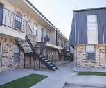 University Square, Levelland High School, Levelland, TX