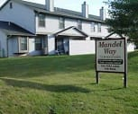 Mandel Way Townhomes, Centerville High School, Centerville, OH
