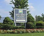 Belcrest Plaza, Nicholas Orem Middle School, Hyattsville, MD