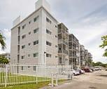 Building, Biscayne Shores