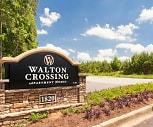 Community Signage, Walton Crossing