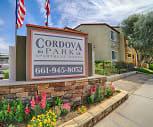 Cordova Park, Challenger, Lancaster, CA