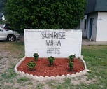 SUNRISE VILLA, San Benito High School, San Benito, TX