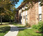 Bluewater Townhouses, Howard D Crull Elementary School, Port Huron, MI
