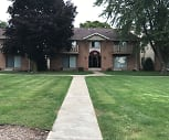 Woodmere Townhomes, St Francis Borgia School, Cedarburg, WI